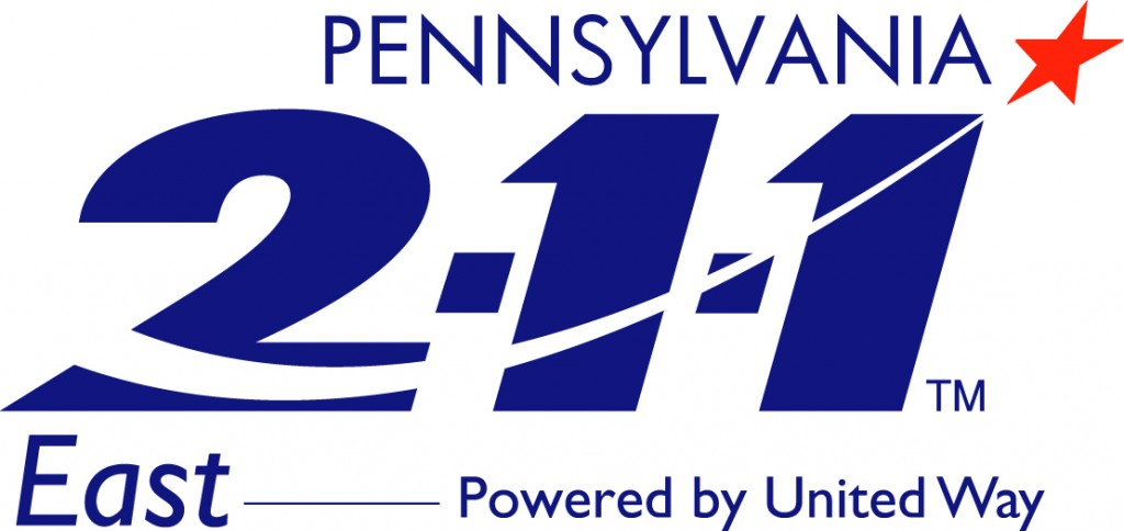 2-1-1 with East Logo