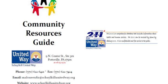 Resource guides united way nsbc.