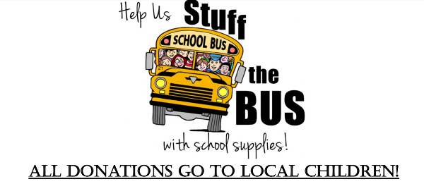 Stuff the Bus graphic